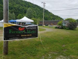 Springfield Vermont Farmers Market